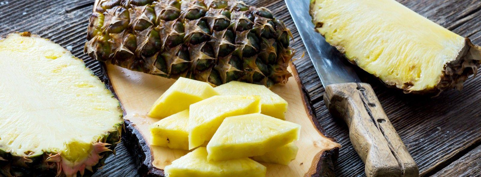 L'ananas fa dimagrire?