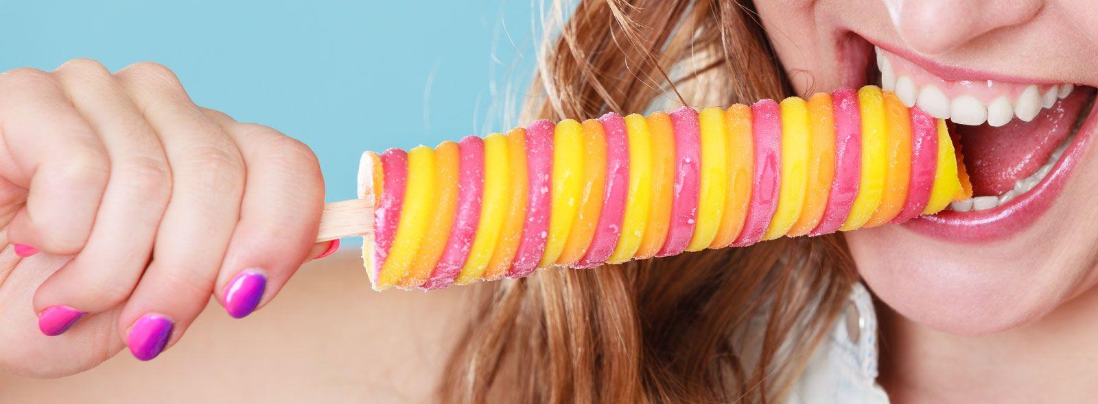 Mal di testa da gelato