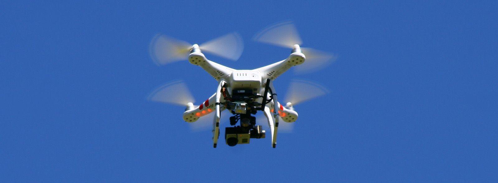 I migliori droni con telecamera