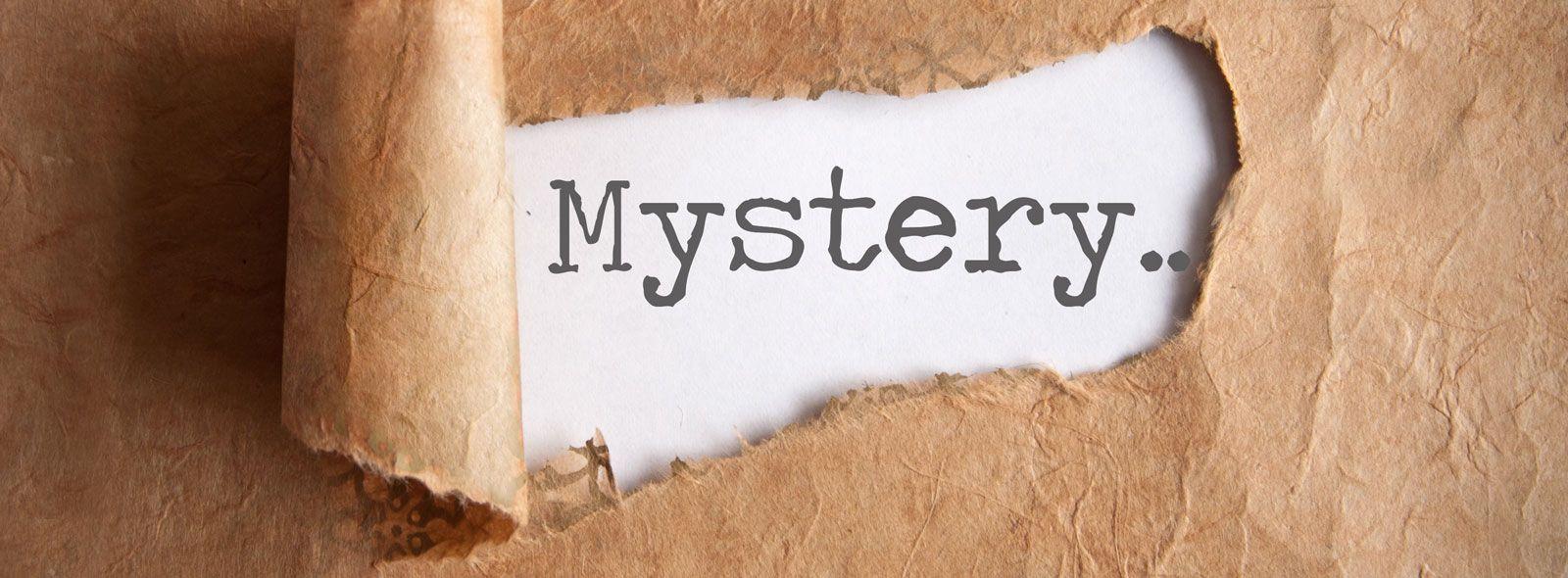 Misteri inspiegabili