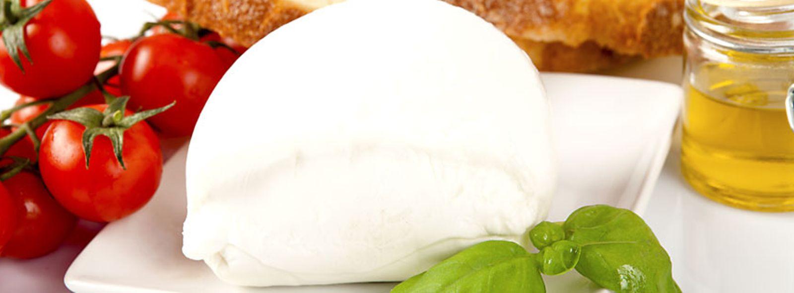 Comprare e mangiare mozzarella di bufala a Milano
