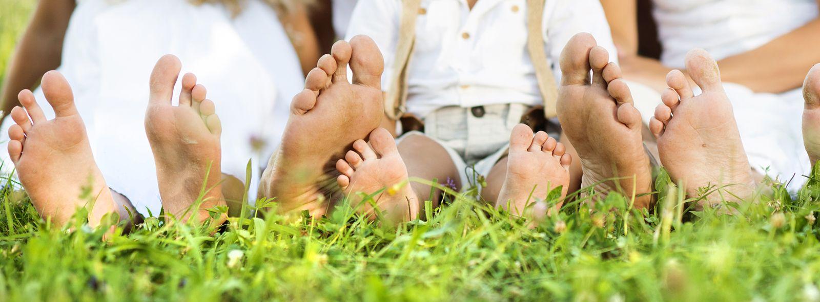 Quali sono i nomi delle dita dei piedi