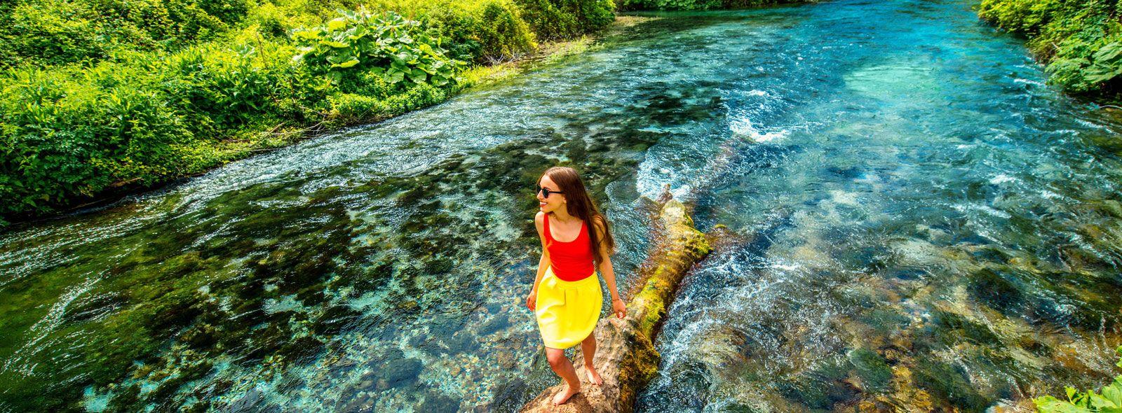 Occhio blu Albania: cos'è e dove si trova