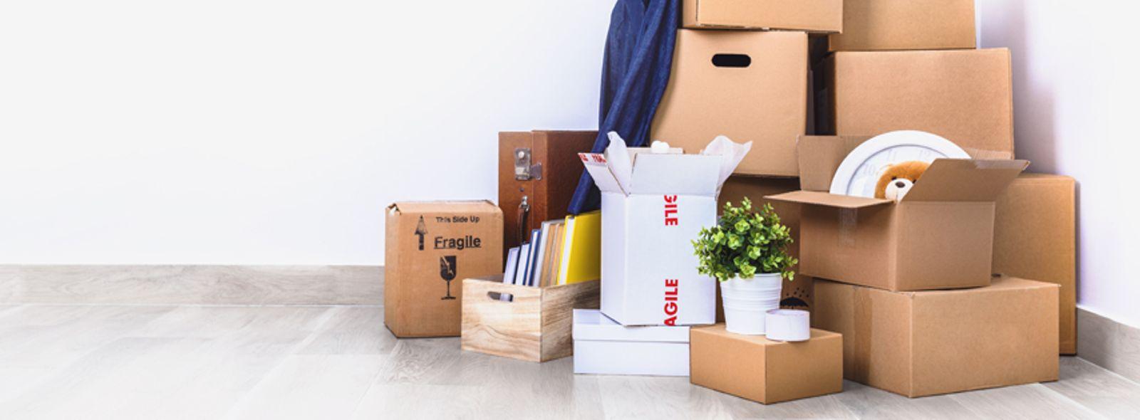 Come fare pacchi per trasloco