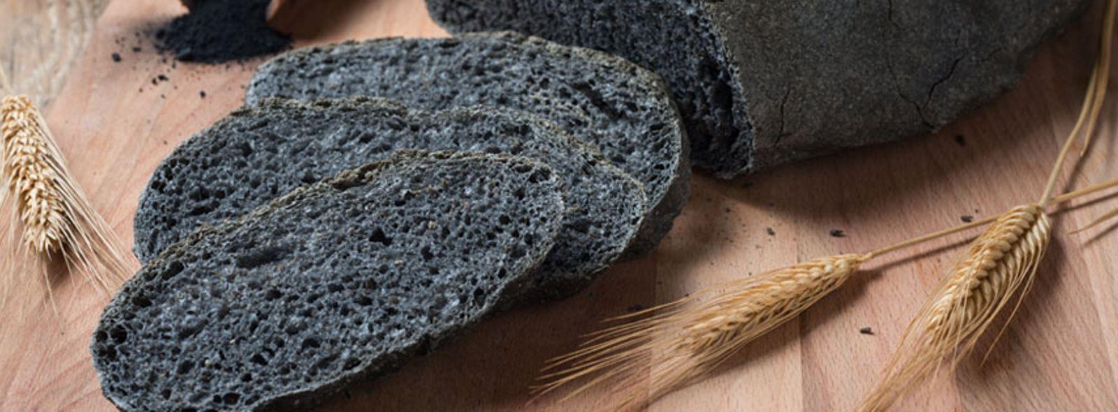 Il carbone vegetale in pane e pizza fa male?