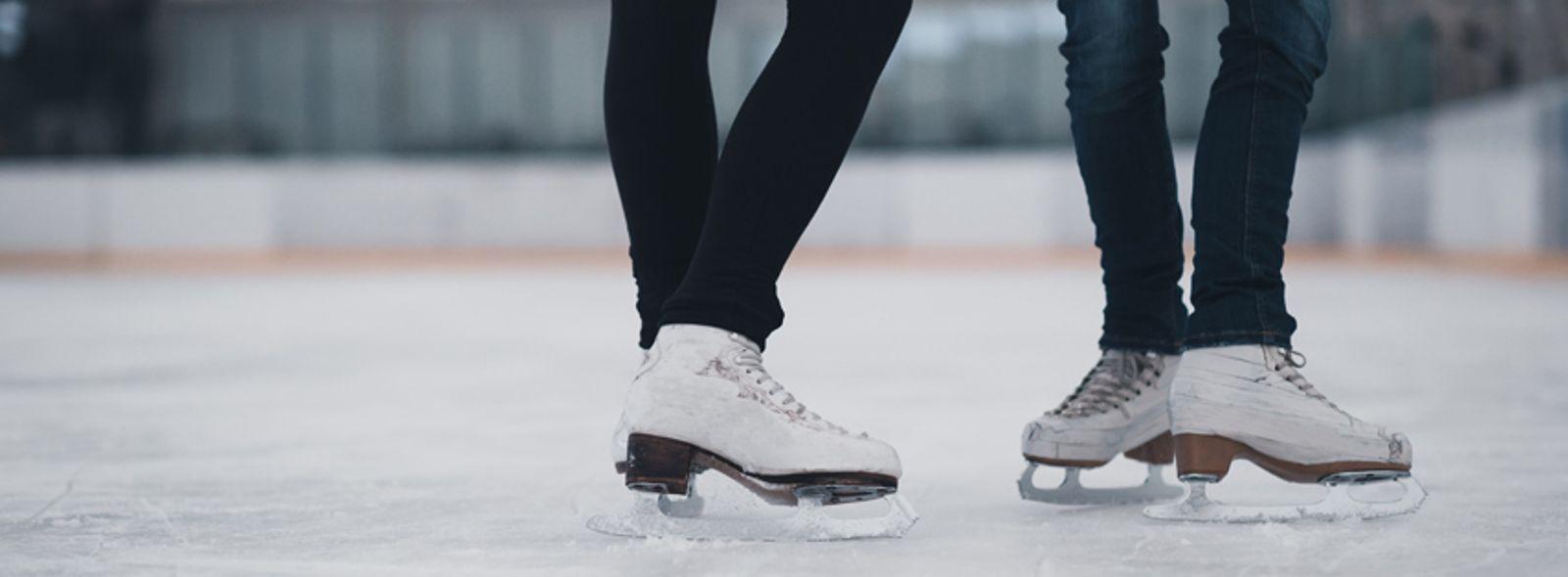 Pattinaggio sul ghiaccio Roma