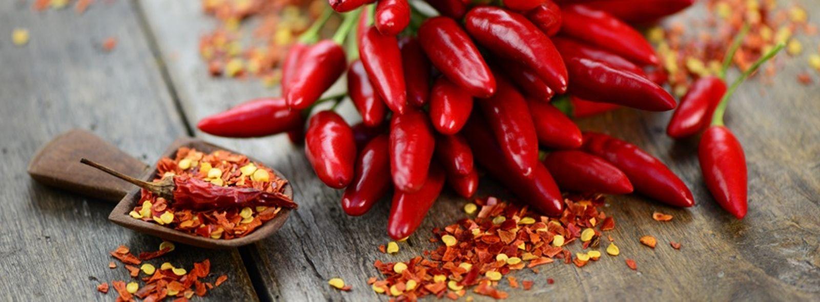 I 5 peperoncini più piccanti al mondo