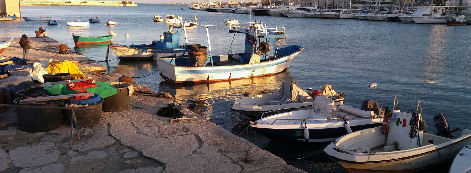 Dove mangiare pesce crudo a Bari spendendo poco