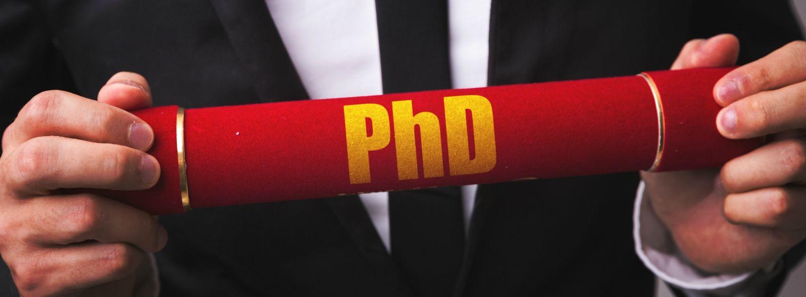 Phd: significato