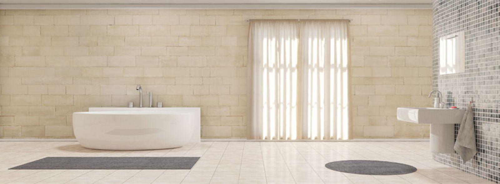 Rivestire piastrelle bagno best piastrelle bagno catalogo - Come rivestire il bagno ...