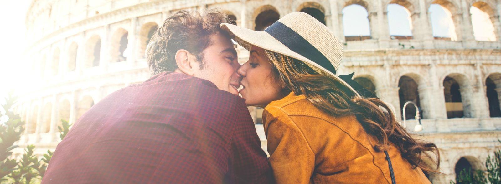 Quali sono i posti romantici di Roma