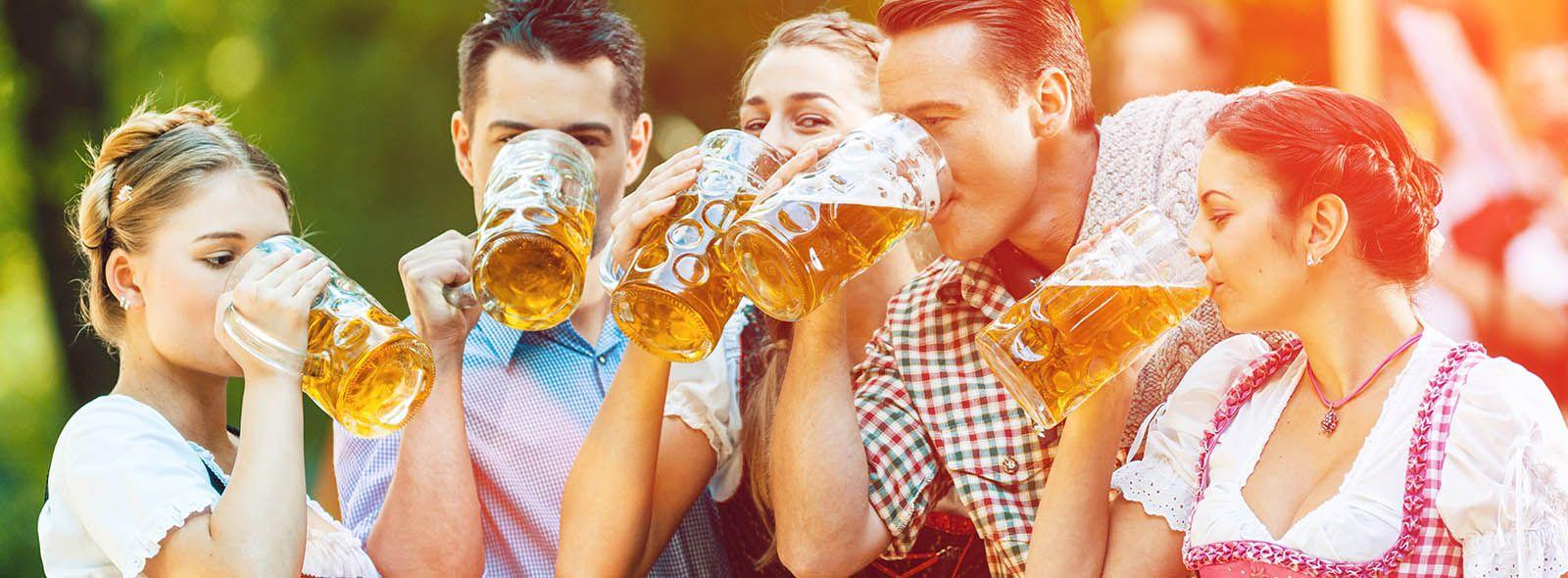 Quando si festeggia la festa della birra Monaco