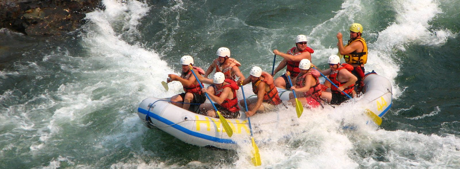 Rafting Cascata delle Marmore
