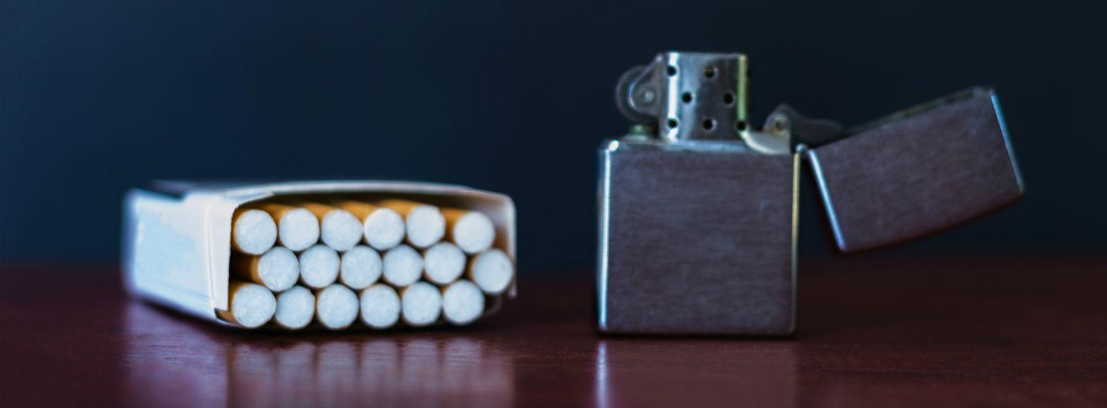 Come ricevere sigarette a domicilio