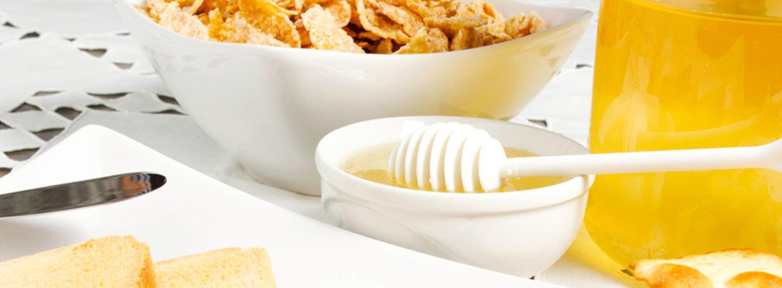 Sostituire lo zucchero con il miele