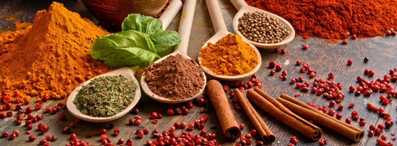 Quali spezie fanno bene alla salute?