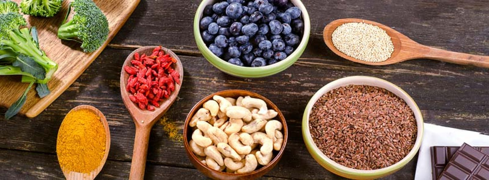 Superfood: gli alimenti che fanno bene alla salute