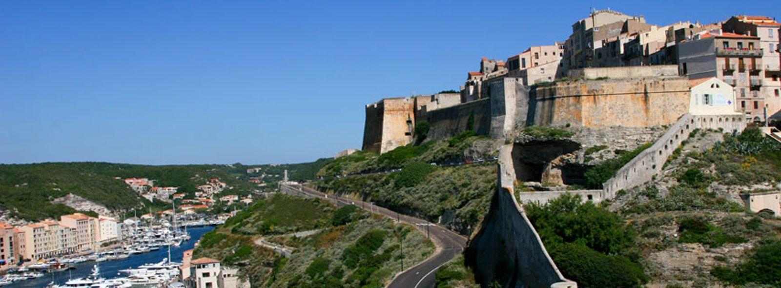 Viaggio in moto in Corsica