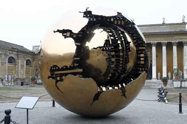 galleria d'arte moderna Pomodoro