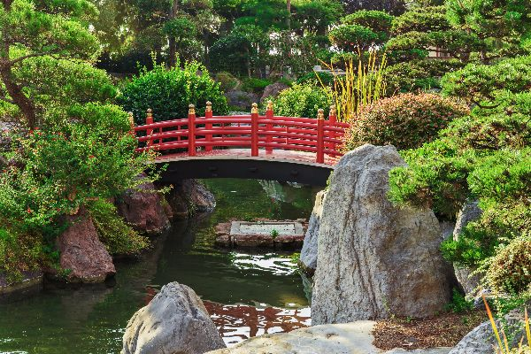 Giardini giapponesi roma trovami