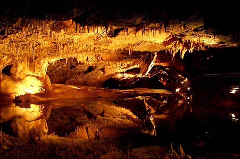Grotte di Pastena e dintorni