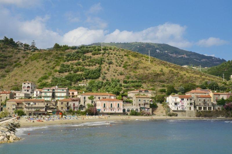 hotel Acciaroli sul mare