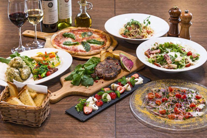 I migliori aperitivi vegetariani e vegani a Milano