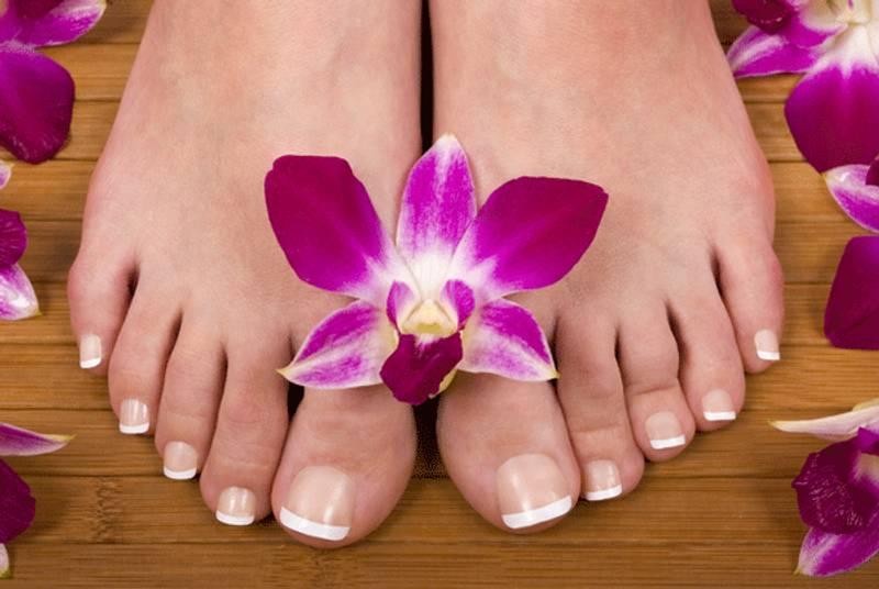 i nomi delle dita dei piedi