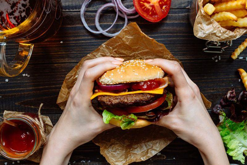 Il miglior hamburger a Milano