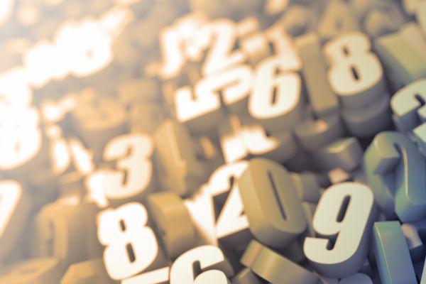 il significato angelico dei numeri
