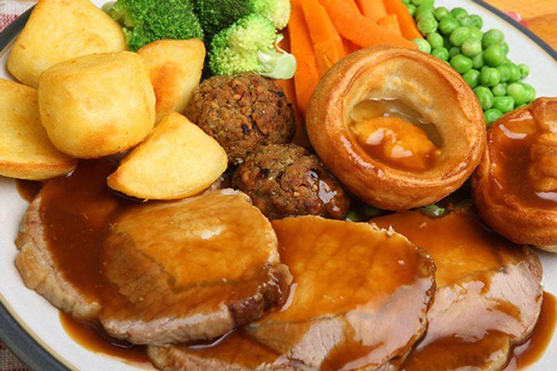 piatti tipici inglesi regno unito