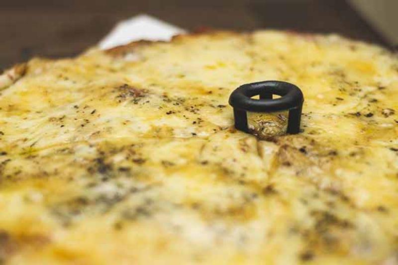 pizza fritta milano duomo