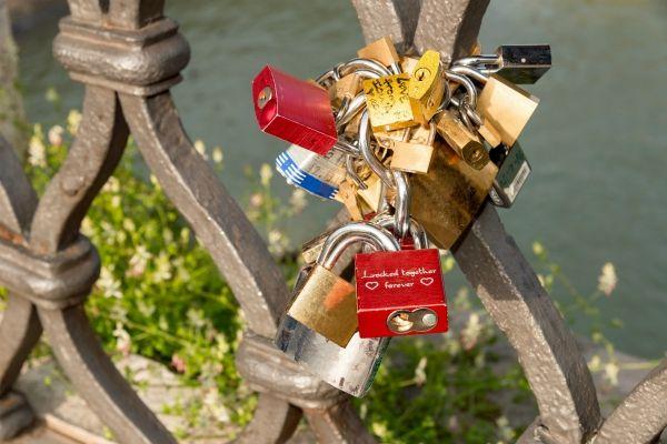 posti romantici roma