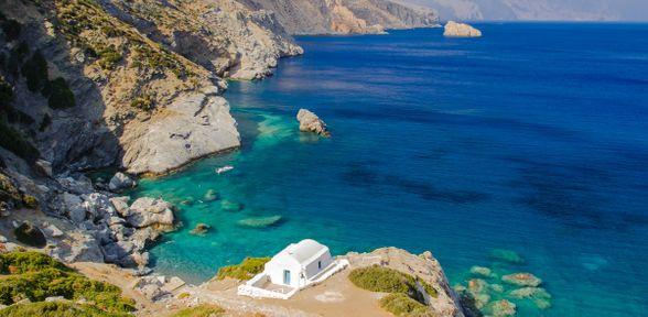 Isole Cicladi: Amorgos spiagge da vedere