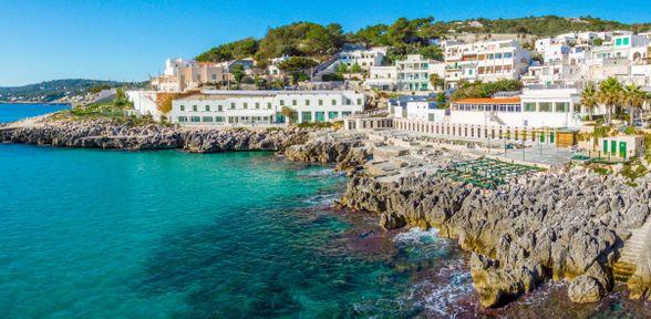 Castro Marina le spiagge più belle