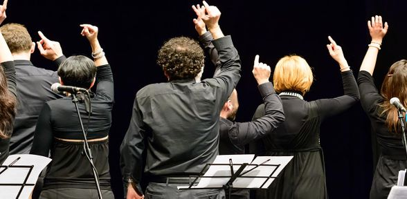 Come cantare in un coro gospel a Milano