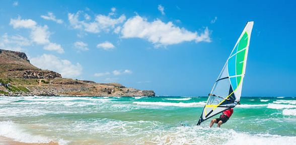 Come imparare il windsurf