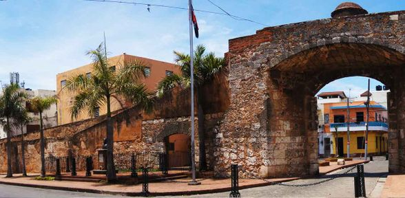 Come trasferirsi a Santo Domingo?