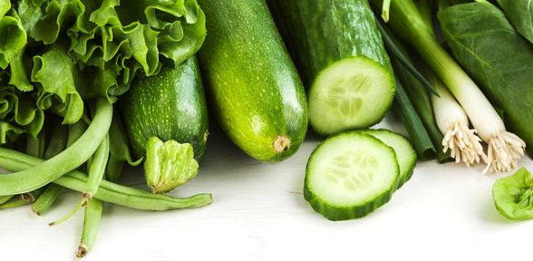 Cosa sono le cime di zucchine?
