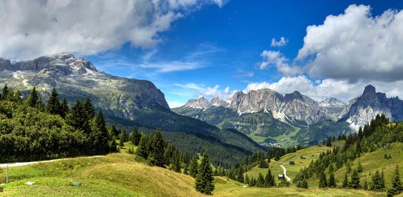 Dove andare in montagna d'estate