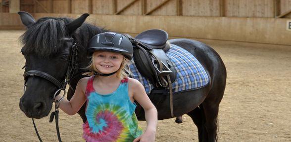 Equitazione bambini: controindicazioni e benefici