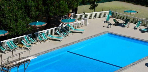 Le migliori piscine di Roma