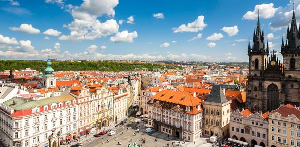 Praga luoghi di interesse