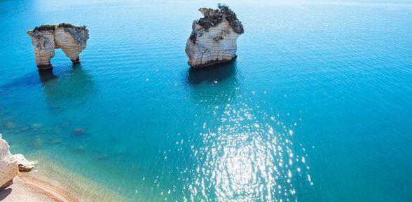 Spiagge Puglia, ecco le più belle