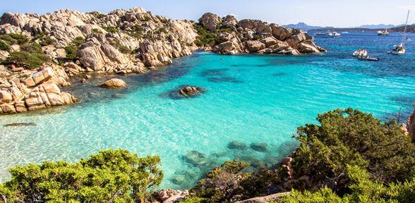 Spiagge Sardegna nord