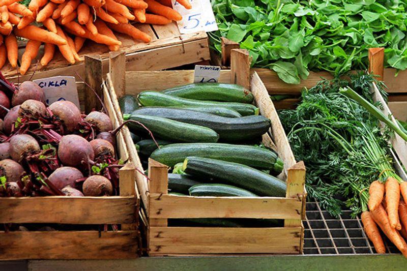 proprietà cime di zucchine