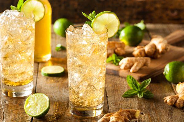 ricetta ginger beer