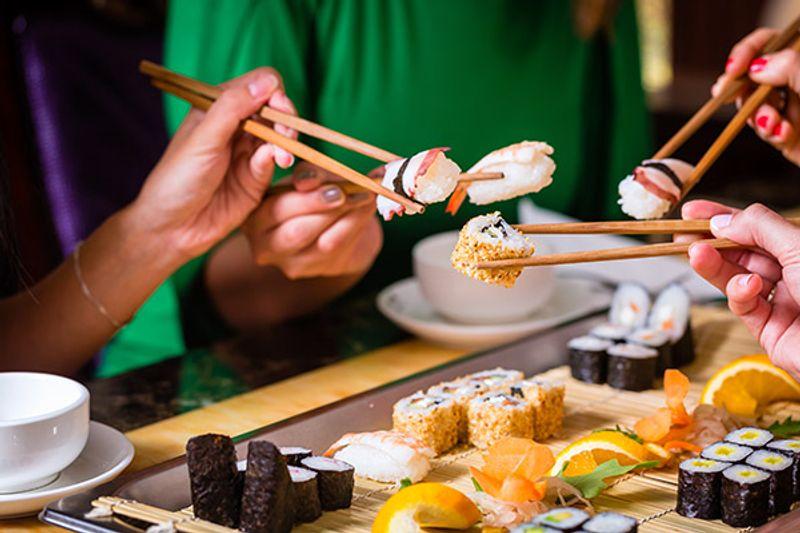 ristorante giapponese bari largo adua