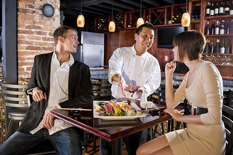 ristorante giapponese bari via unità d'italia