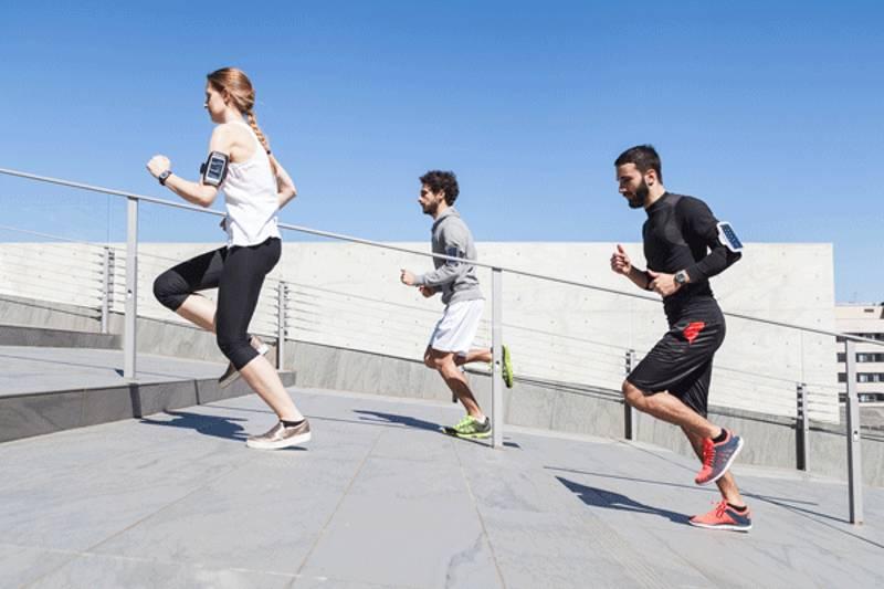 running di gruppo a Milano